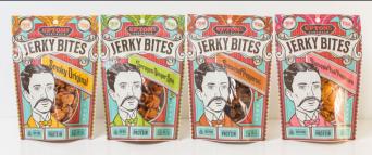 Upton' Naturals Jerky Bites