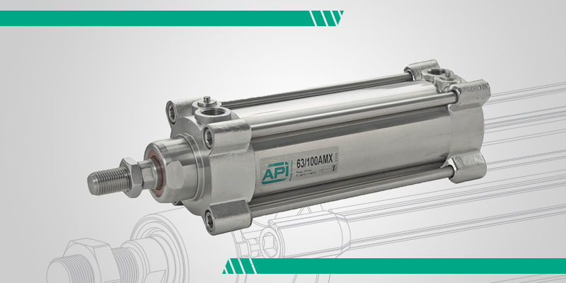 Same Day ISO 15552 Pneumatic Cylinder Builds