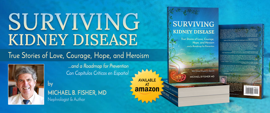 Dr. Michael Fisher and book
