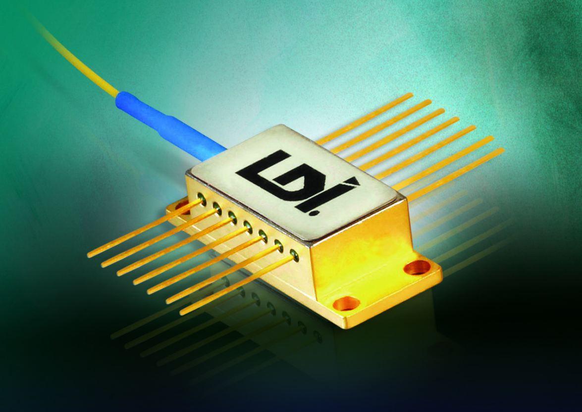 OSI Laser DIode's New 1650 nm High-Power Fiber Bragg Grating, Pulsed Laser Diode