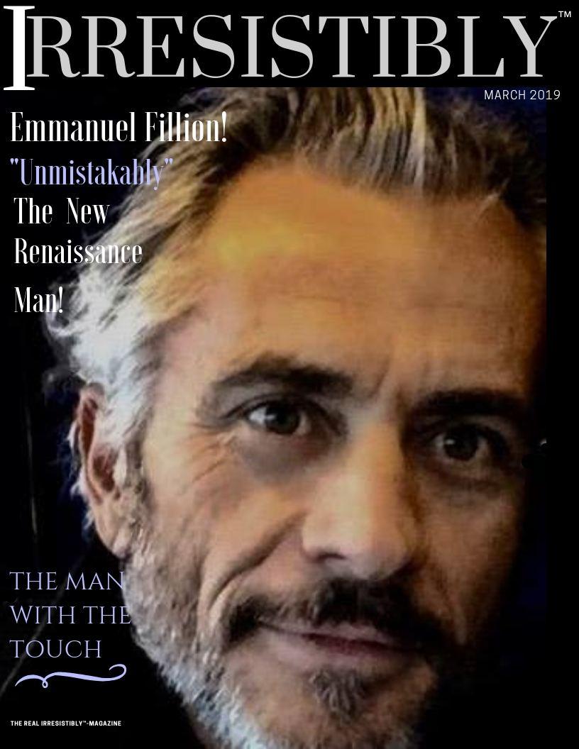 Irresistibly Magazine - Emmanuel Fillion