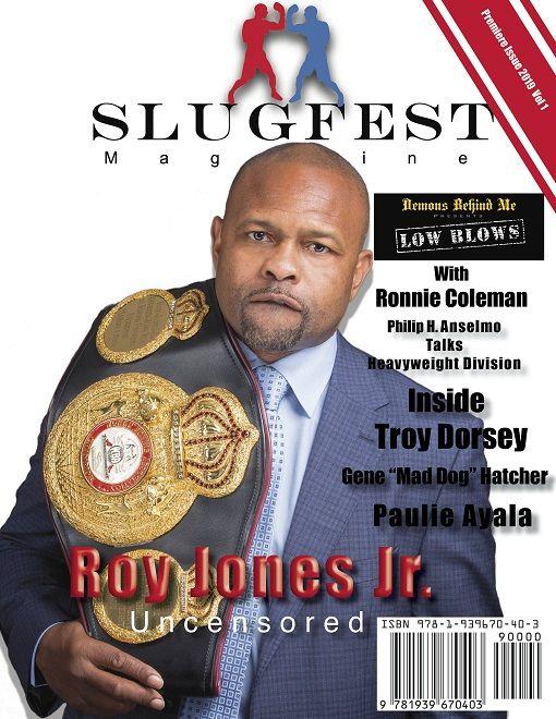 Slugfest Magazine Vol. 1