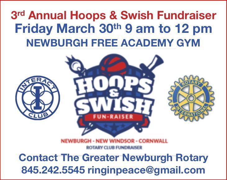 Newburgh Rotary Hoops Swish Gala AD