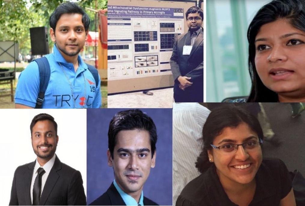 Alumni members @Top 20 QS World Universities