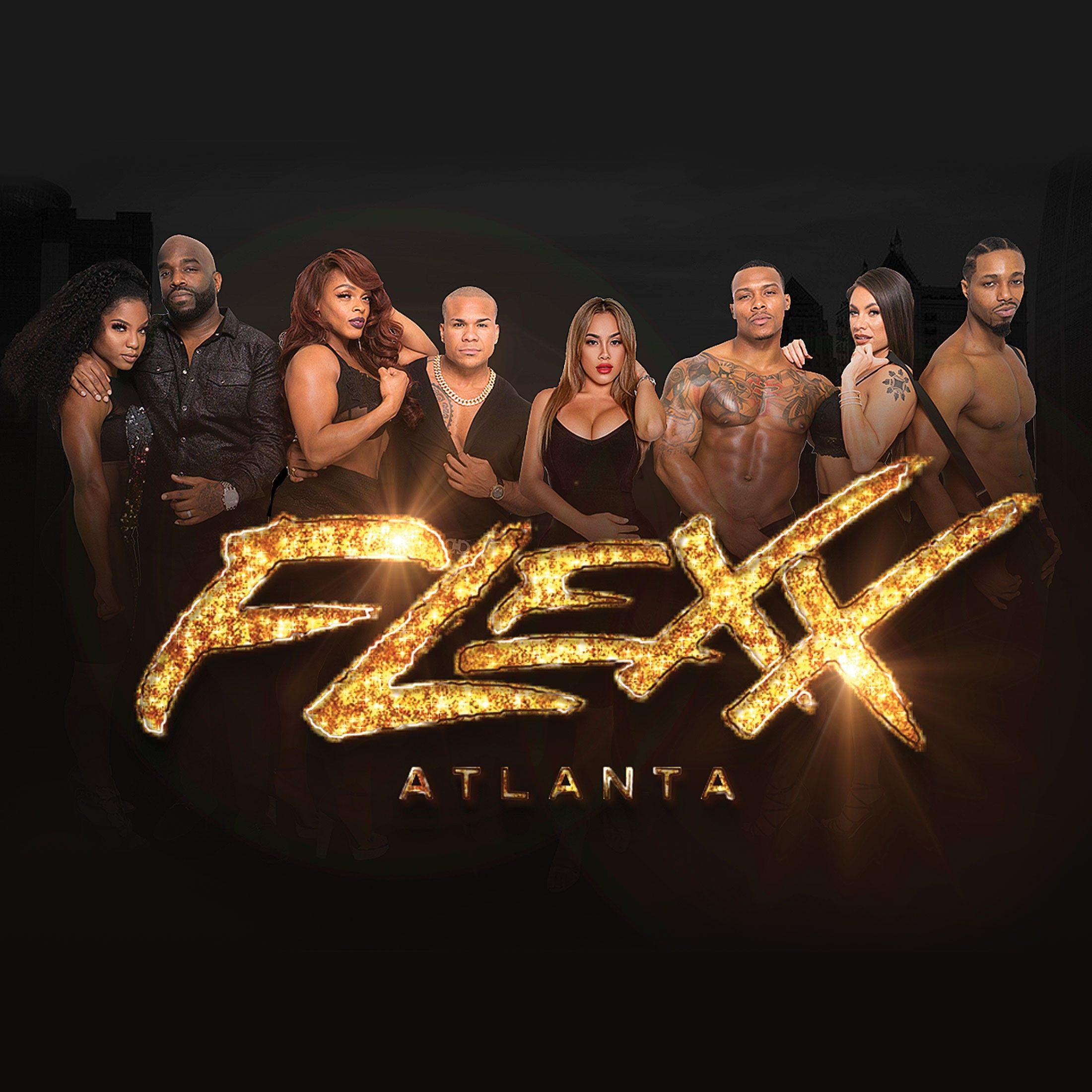 Cast of FLEXX