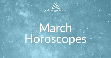 March horoscopes, astro forecast show a month filled with mixed signals.