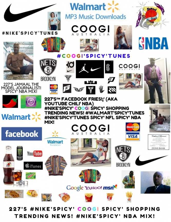 3c8a9c17ee4 227 s™  Nike Spicy Tunes  Biggie Spicy  COOGI vs Brooklyn Chili ...