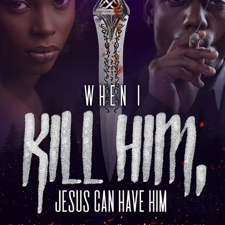 Cover of When I Kill Him, Jesus Can Have Him