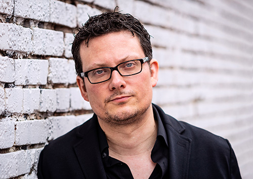 Greg Kihlstrom, host of The Agile World podcast