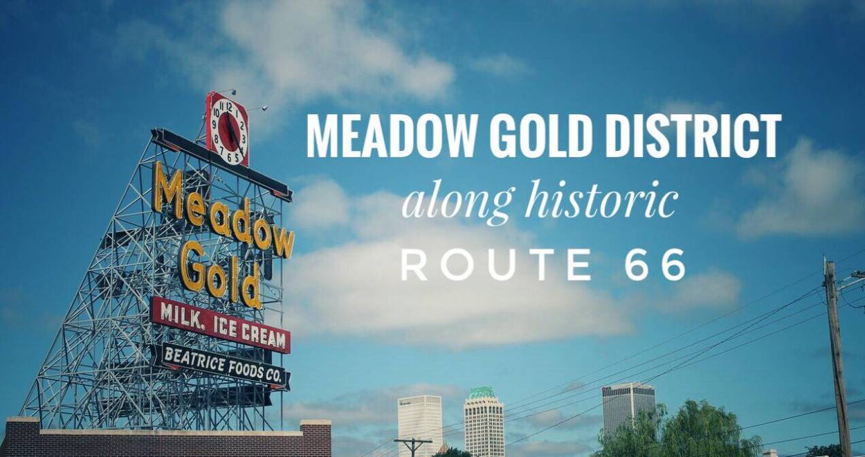 Meadow Gold District on the Rise in Tulsa