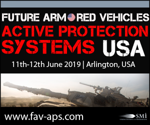 Future Armored Vehicles Active Protection Systems USA 2019