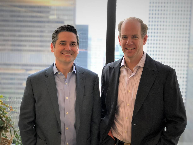 Chris Fosdick & Jim Eckels of The Cambridge Group