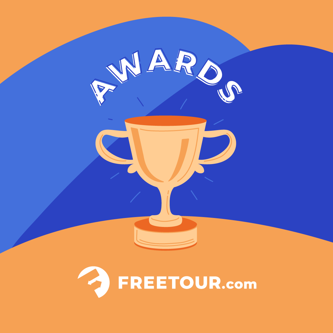 The third annual awards recognising top-quality free tours around the world.