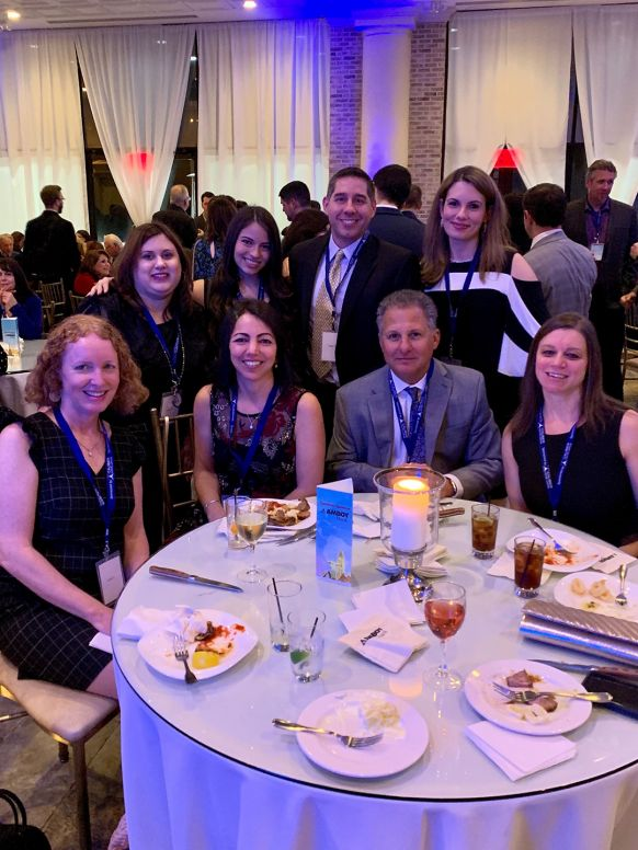 The Design 446 team at the 16th Annual FAME Awards.