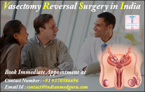 Vasectomy Reversal Surgery