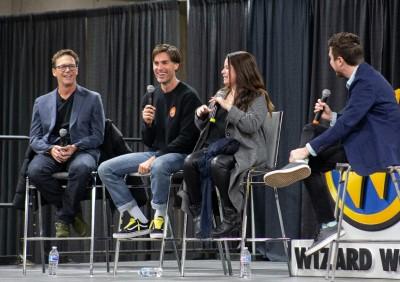 'Charmed' Panel