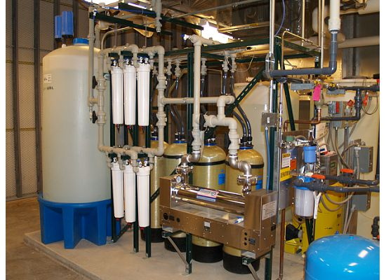 epoxy-water-treatment-plant
