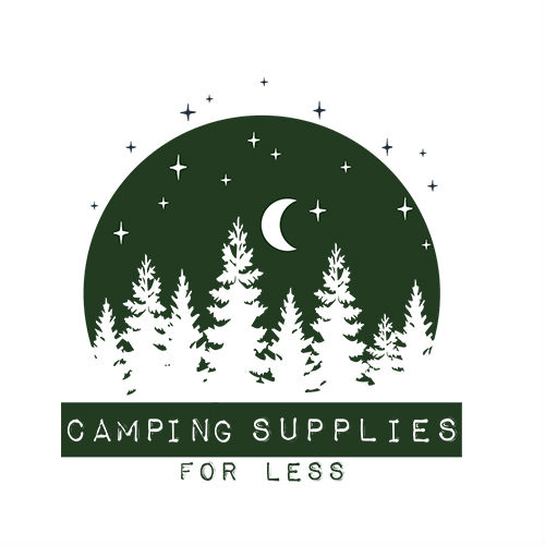 Camping Supplies For Less