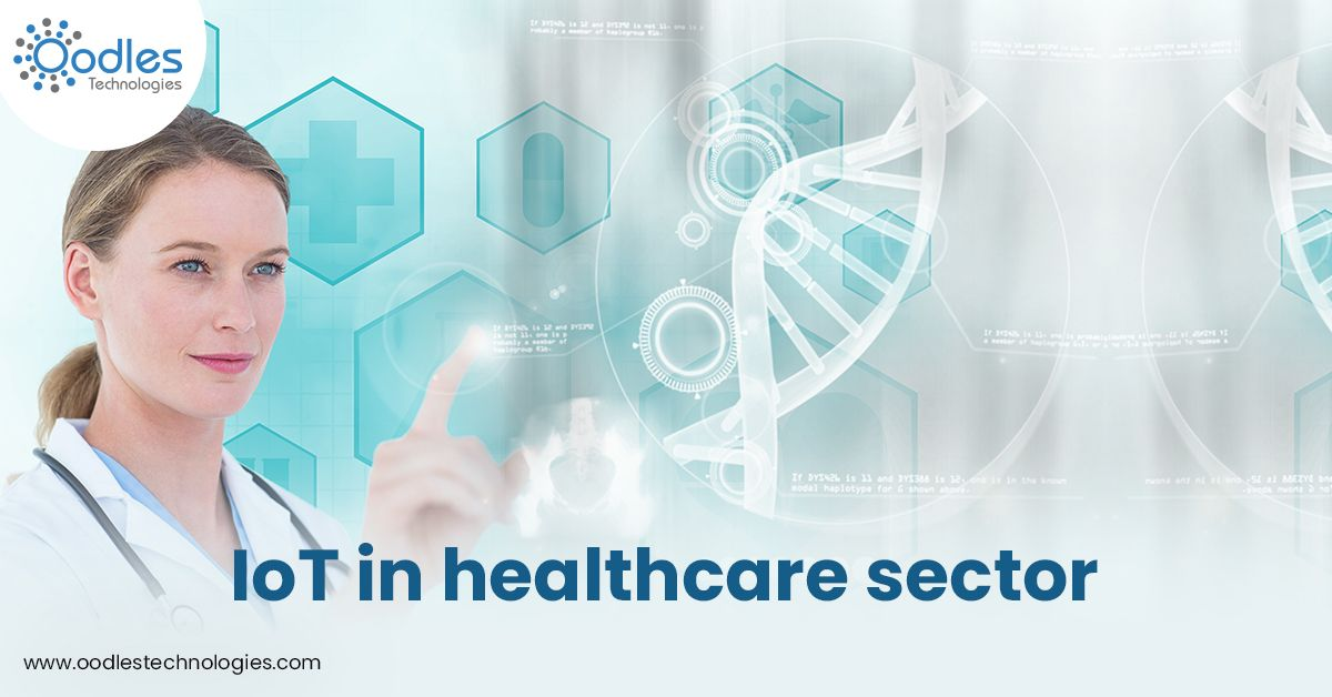 Impact of IOT on the Healthcare Sector