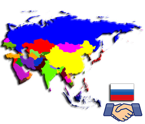 Russia sees many opportunities in relations with rapidly growing Asian countries