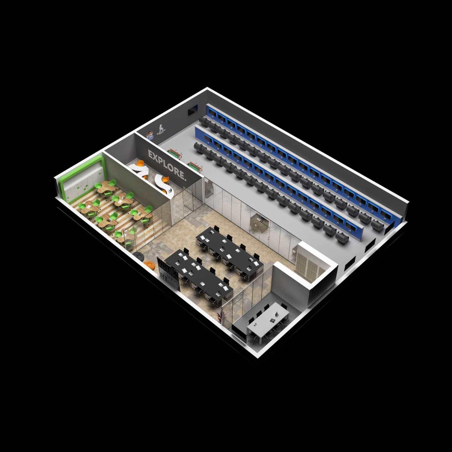 BraveDog Games Innovation Center (BDIC)