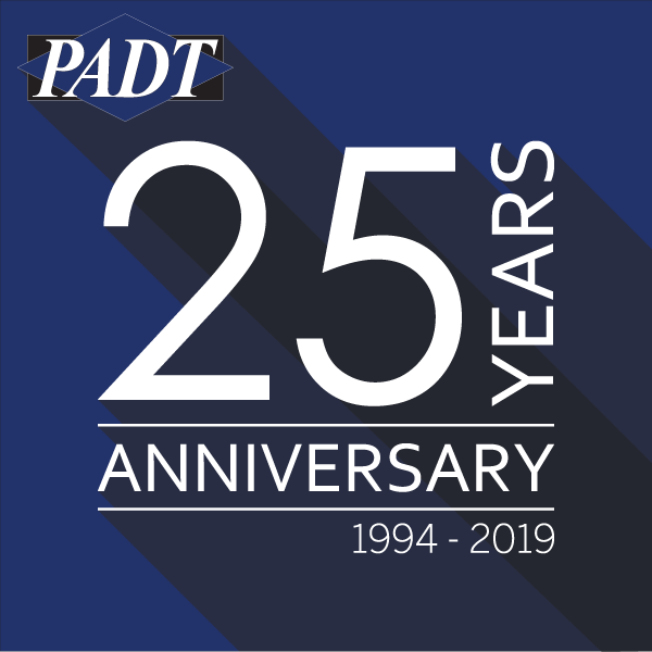 PADT is Celebrating 25 Years of Making Innovation Work