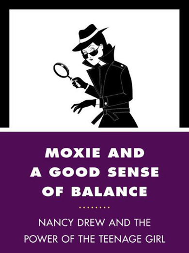 Moxie and a Good Sense of Balance book jacket