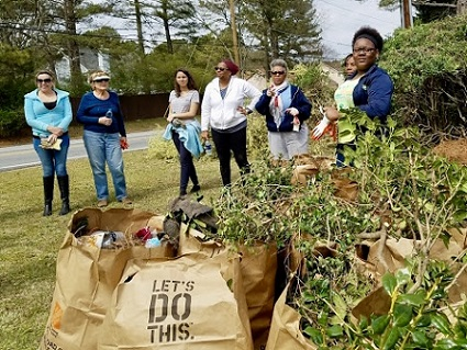 Gwinnett Clean & Beautiful's Great American Cleanup '19 Inspires Citizens to ACT