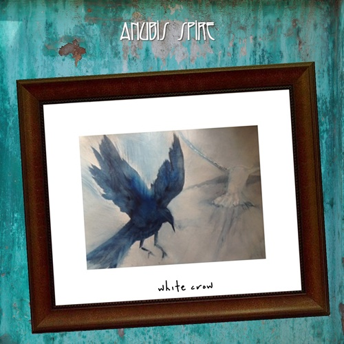 Anubis Spire's new album, WHITE CROW.