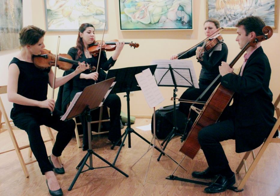 New Brunswick Chamber Orchestra at Morven March 30 for Free Salon