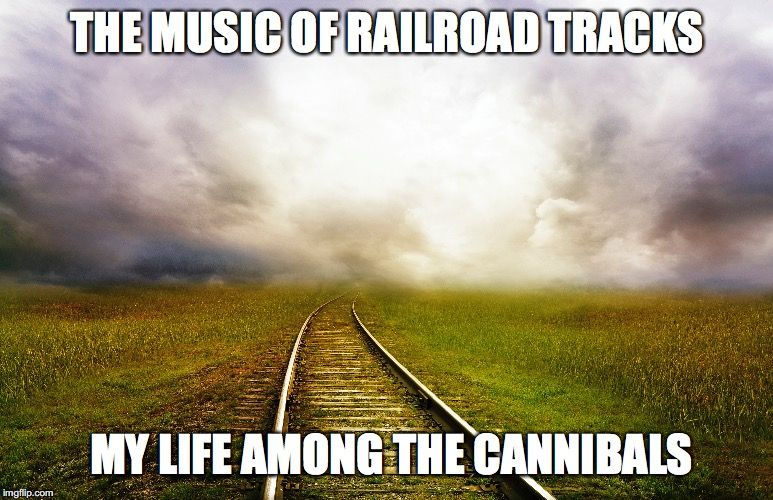 The Music of Railroad Tracks by My Life Among The Cannibals
