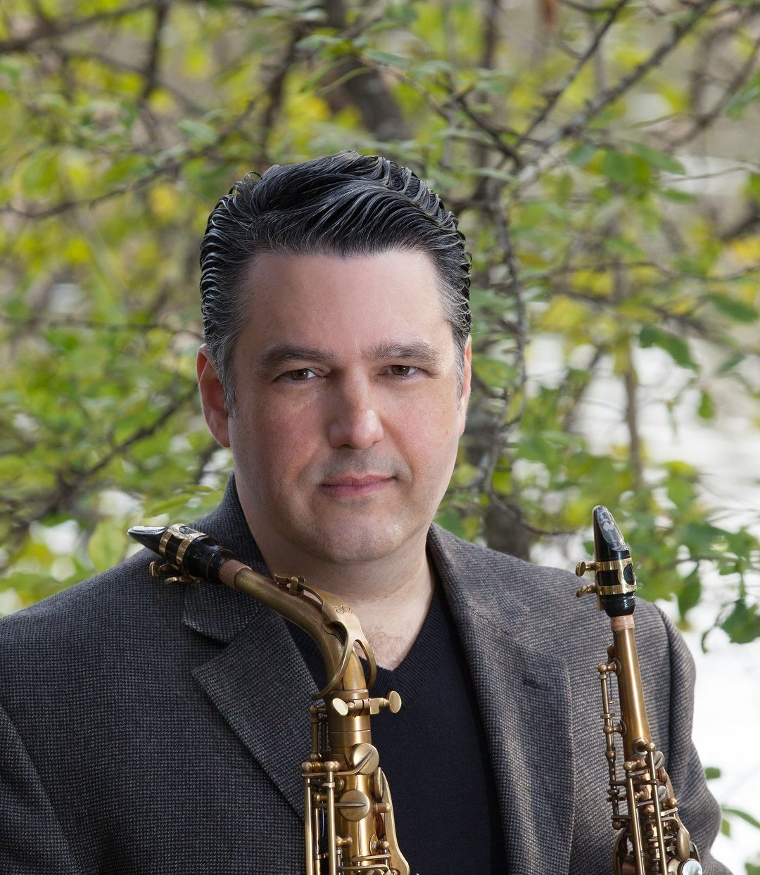 Todd Oxford joins the NTSO for Dubussy's Rhapsodie for Orchestra and Saxophone.