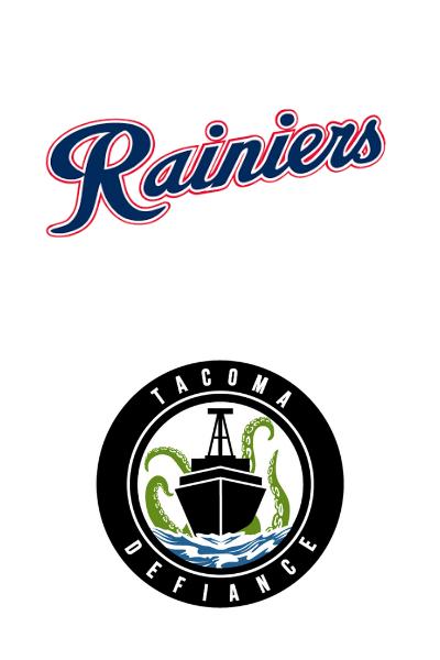 Tacoma Rainiers and Tacoma Defiance