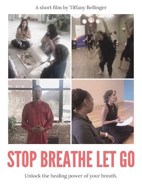 STOP BREATHE LET GO