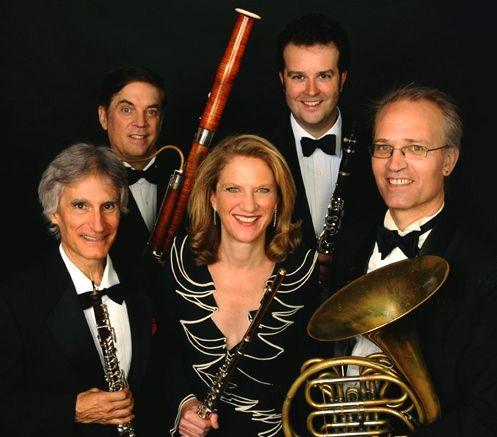 Dorian Wind Quintet to perform at Thiel College's Con Spirito