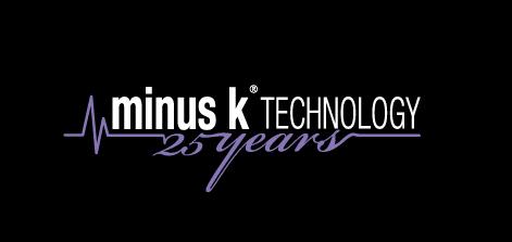 Minus K Technology 25 Years