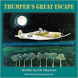 THUMPER'S GREAT ESCAPE by P. R. Newman - cover