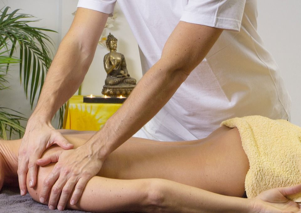 Massage therapy Turks and Caicos