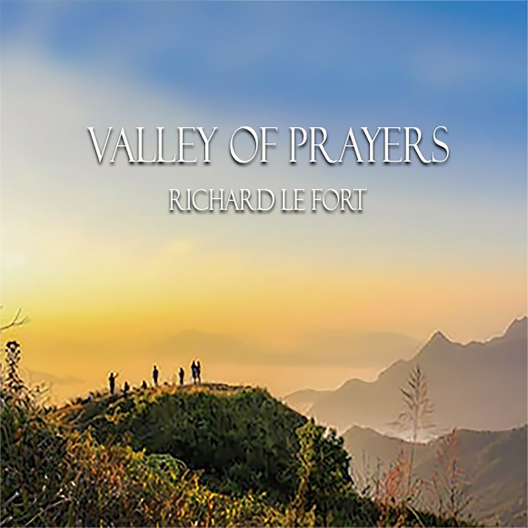 Cover Art - Valley of Prayers - Richard Le Fort