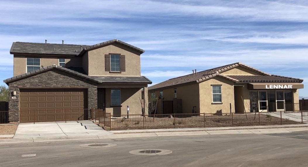 New homes for sale in Sahuarita showcasing modern designs and great amenities
