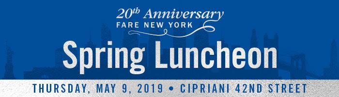 FARE Luncheon 2019
