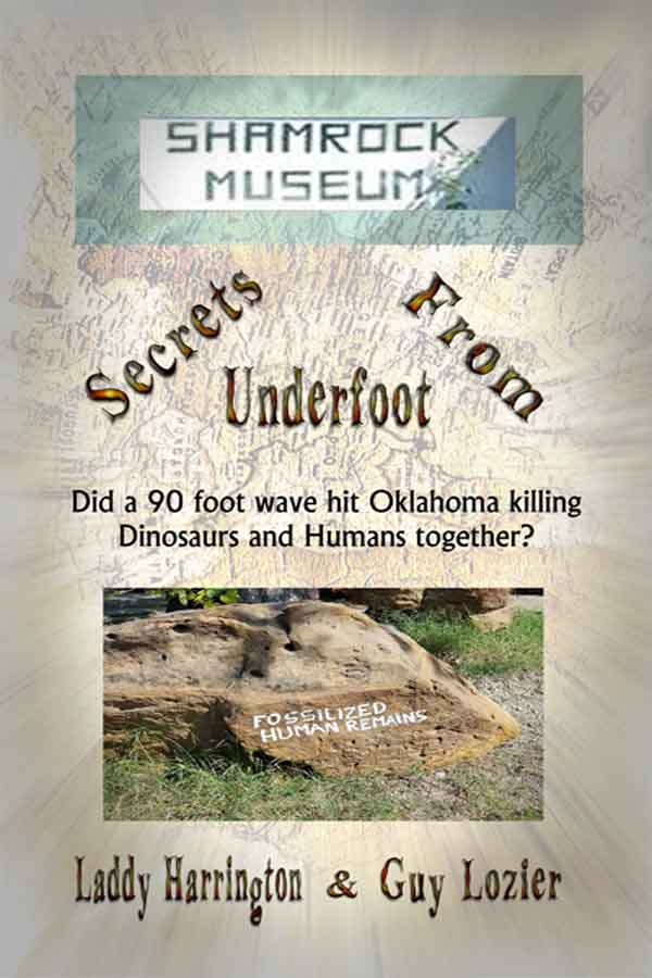 Secrets From Underfoot Book