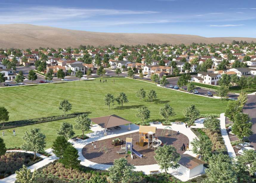Tracy Hills, the Bay Area's Newest Master-Planned community.