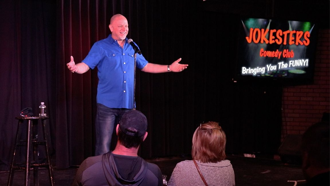 Resident Headliner Don Barnhart Brings Nightly Laughs To Las Vegas