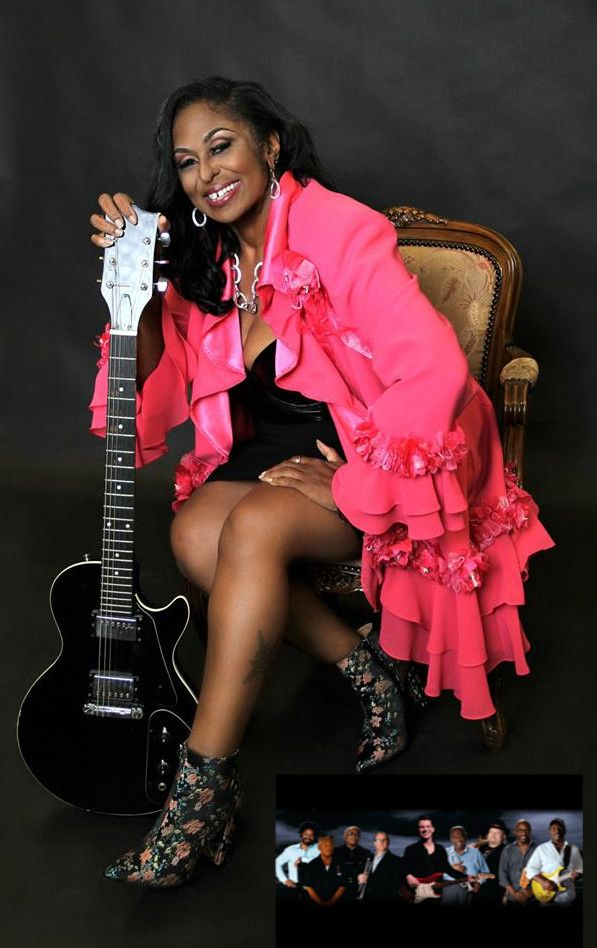 Claudette King and the BB King Blues Band