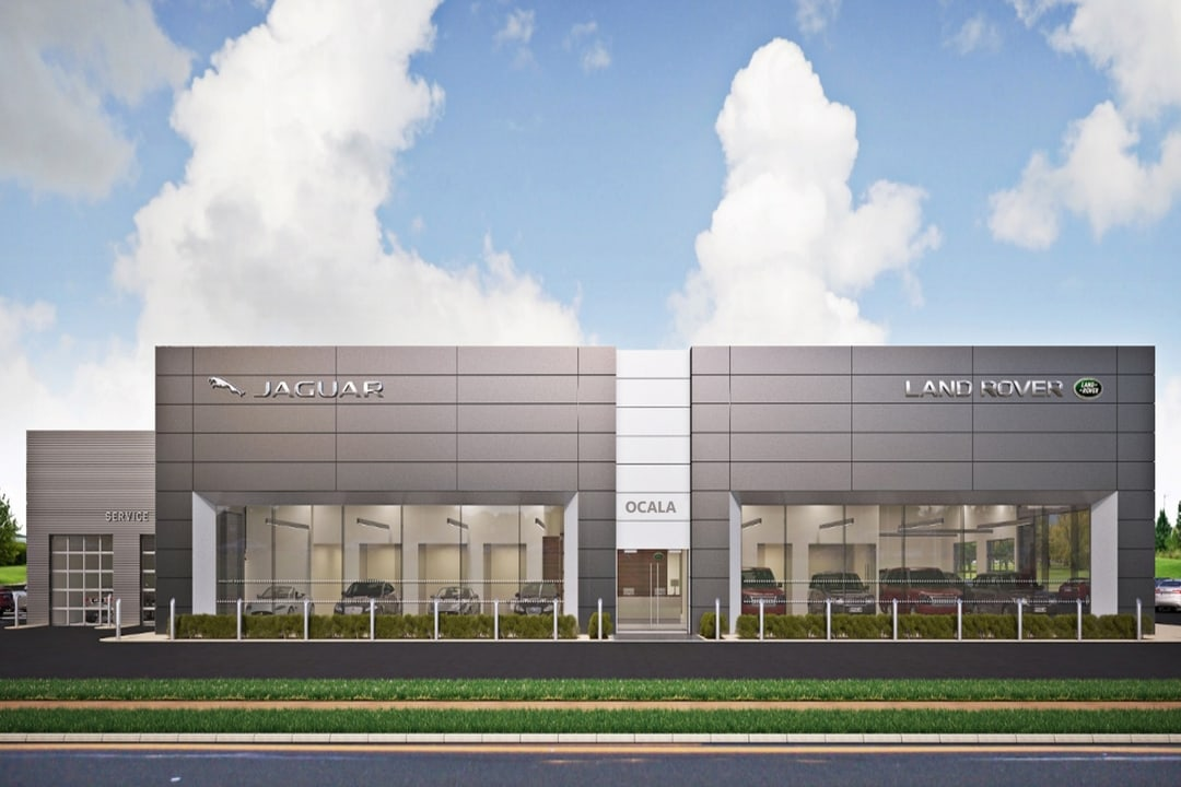 Jaguar Land Rover Ocala Automobile Dealership