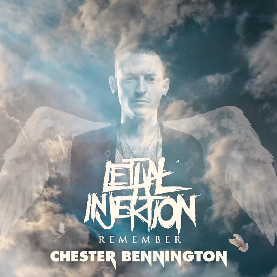 "Lethal Injektion ""Remember Chester Bennington"" Deluxe Edition March 20th"
