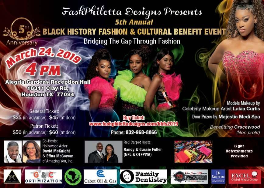 Black History Fashion Show 2019