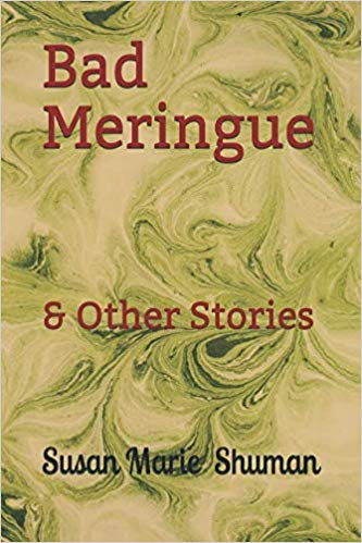 """Bad Meringue & Other Stories"" Book cover"