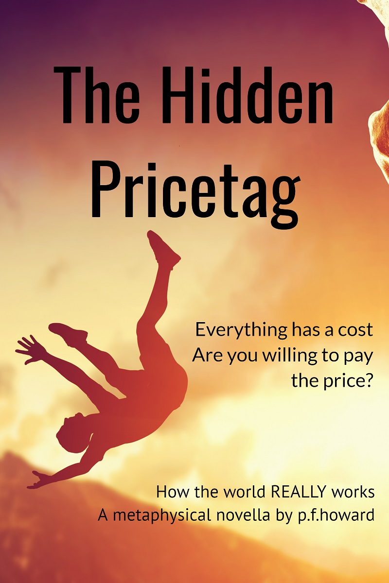 The Hidden Pricetag - A Metaphysical Thriller